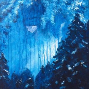 Bild målning akryl