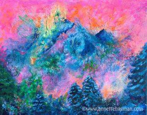 Bild målning Apos