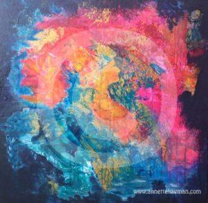 Själsmålning – för mer kraft och energi