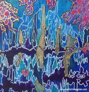 målning abstrakt