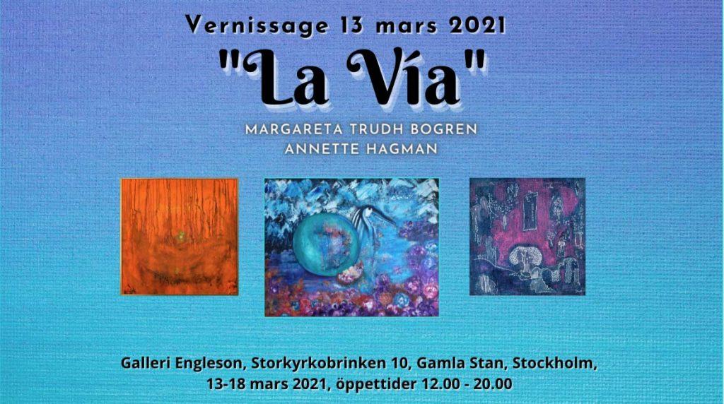 """""""La Vía"""" - En utställning"""