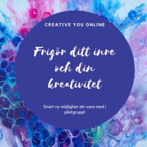 Frigör din kreativitet